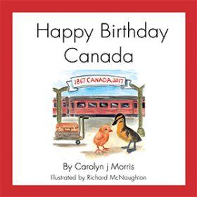 Happy Birthday Canada
